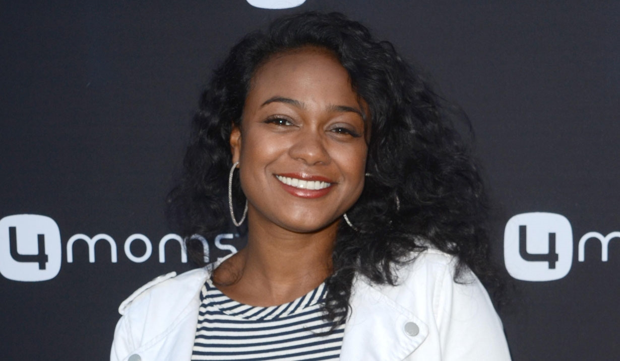 Tatyana Ali Christmas Hotel Young and Restless