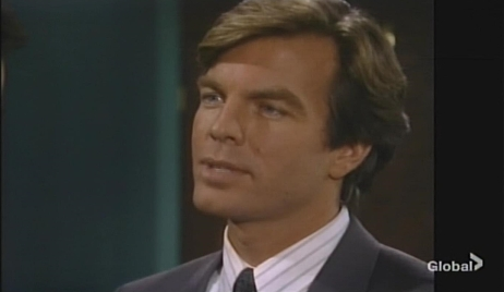 Young Jack flashback Young and Restless