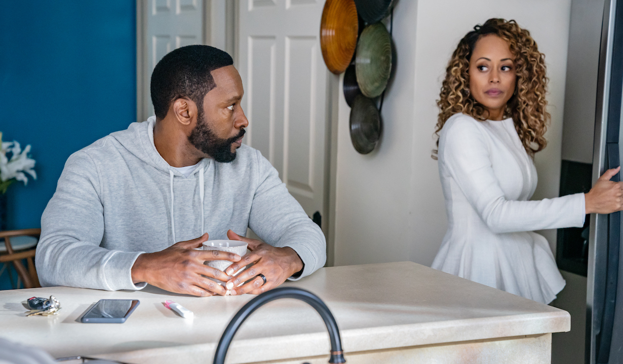 Deja's Pregnancy Scare on Ambitions