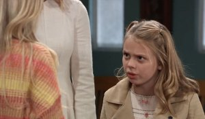 Charlotte angry with Lulu on General Hospital