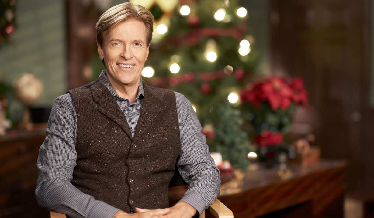 Jack Wagner as Bill on When Calls the Heart: Home for Christmas