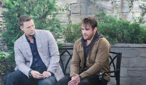 jj and brady talk kristen days of our lives