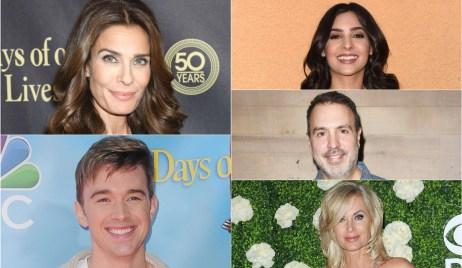 Kristian Alfonso, Camila Banus, Chandler Massey, Ron Carlivati, Eileen Davidson reaction to Days hiatus
