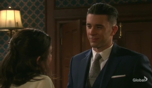 chad keeping secret days of our lives