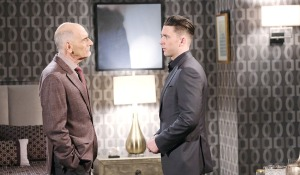 Rolf meets Chad salem inn days of our lives