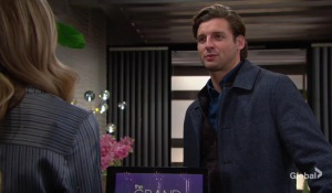 Chance offers to help Abby with heist Young and the Restless