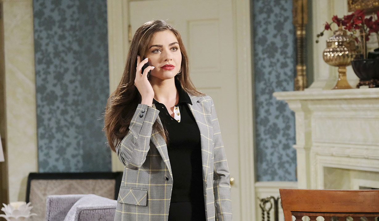 ciara on a call home days of our lives
