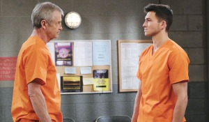 ben vs clyde in prison days of our lives