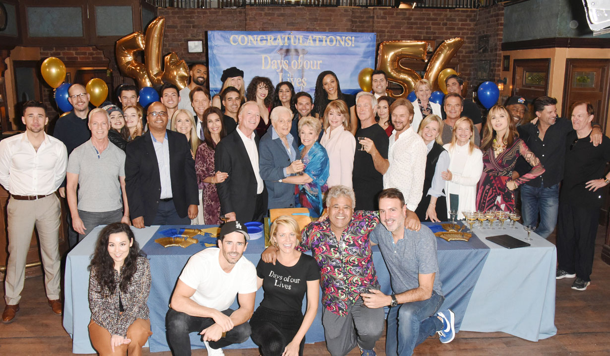 Cast celebrates 54 years of Days of our Lives