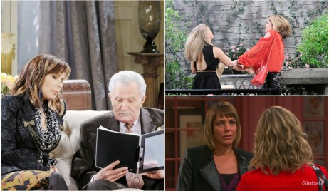 days of our lives rivalries