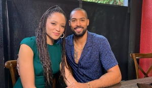 Sal Stowers, Lamon Archey Day of Days 2019