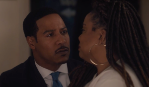Evan comforts Rondell on Ambitions