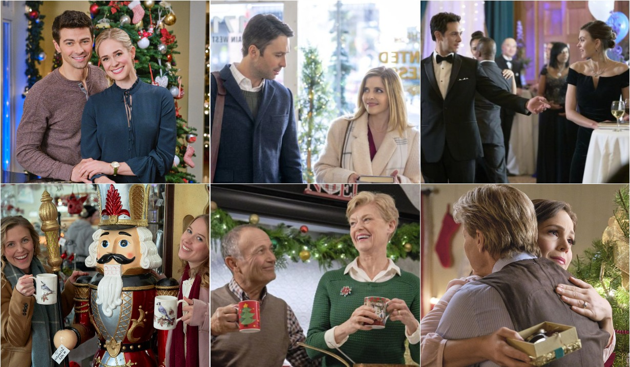 days of our lives general hospital bold and beautiful young and restless alums in final hallmark christmas movies