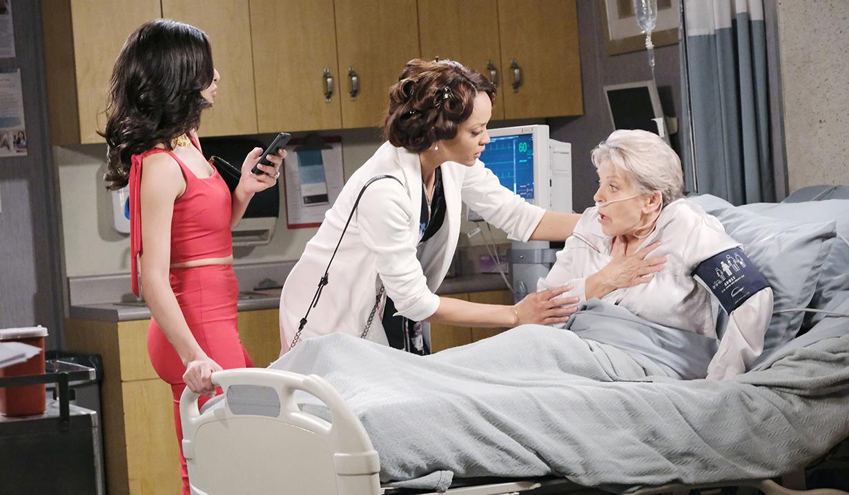 Gabi shocks Julie's heart