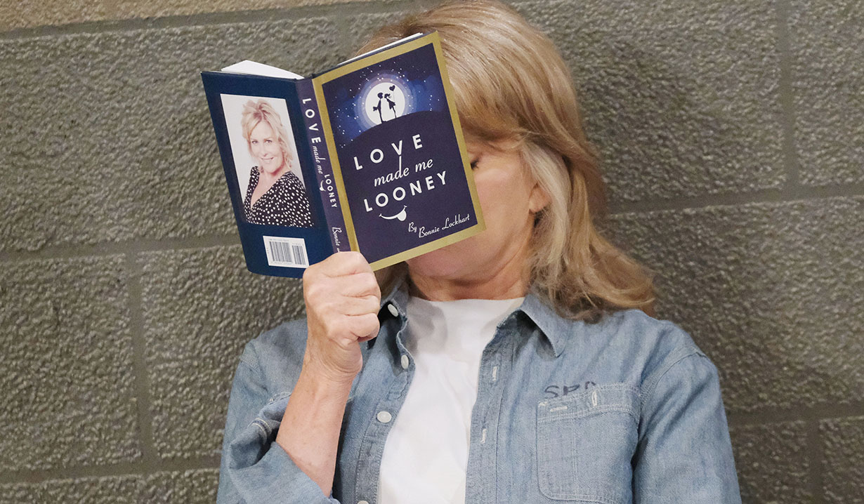 hattie reading bonnie's book days of our lives