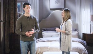 hope sees thomas in bedroom on bold and beautiful