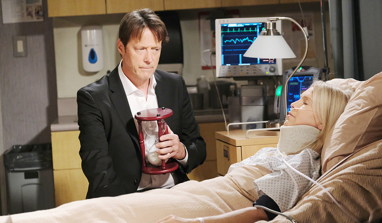 jack hourglass days of our lives time jump