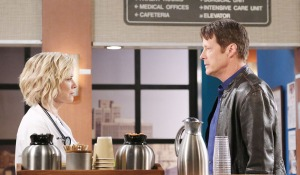 jack and kayla upset at hospital days of our lives