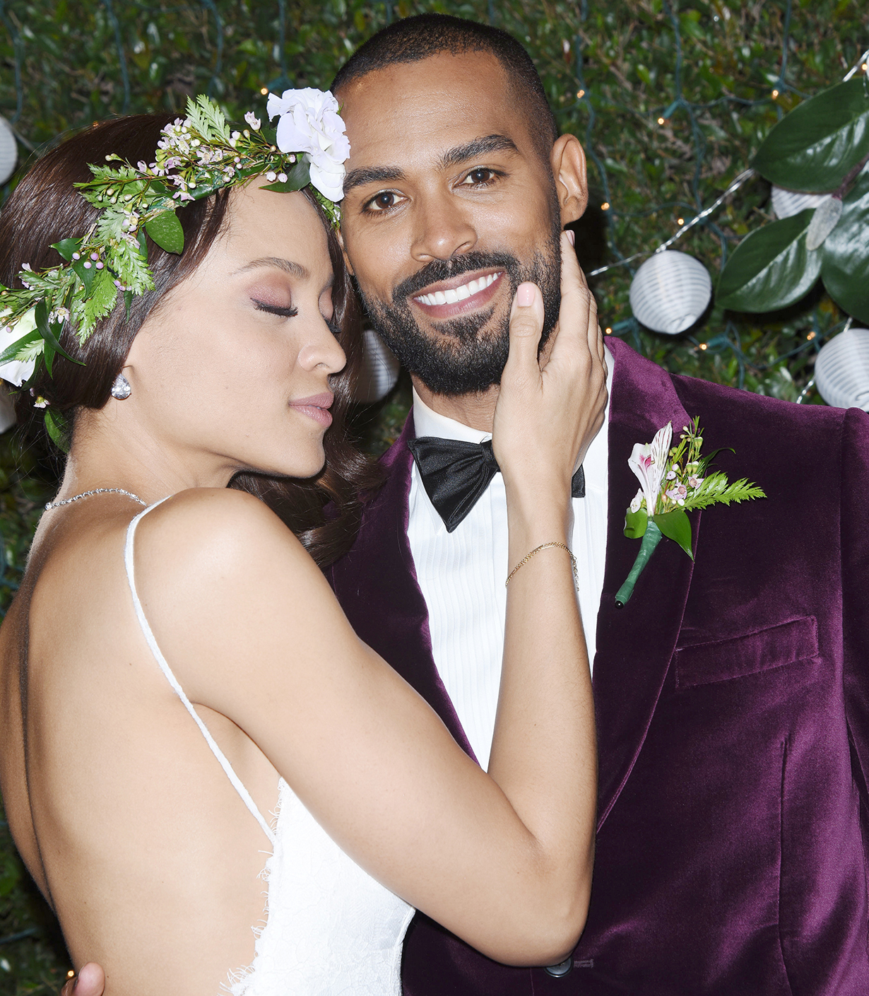 lani and eli's wedding photo