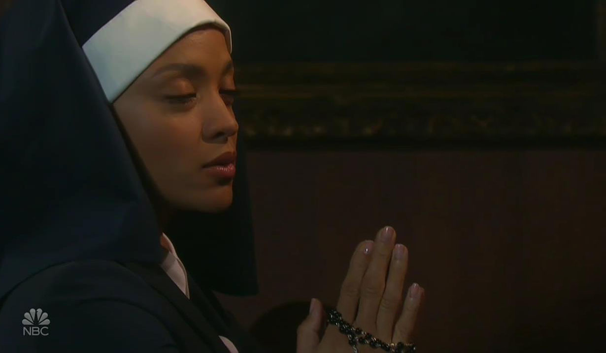 lani a nun days of our lives