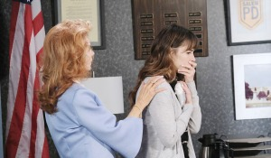 maggie comforts sarah spd days of our lives