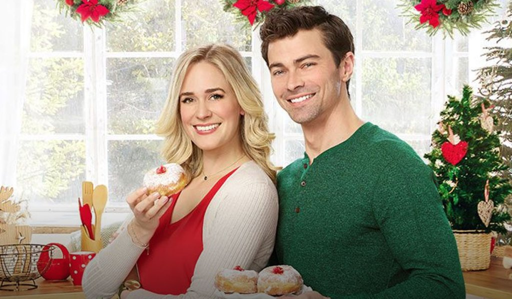 Matt Cohen Stars in Hallmark's Seasonal Romantic Comedy 'Holiday Date'