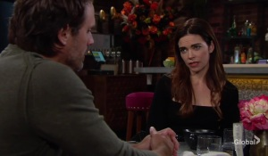 Nick opens up to Victoria about Adam Young and the Restless