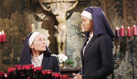 nuns lani and kristen days of our lives