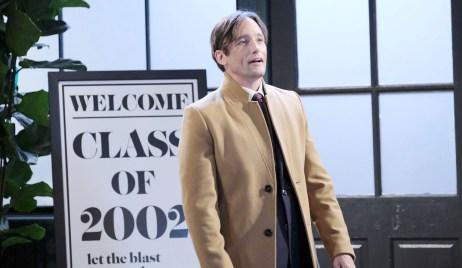 Philip Kiriakis enters the Last Blast Crew Reunion