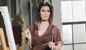 gina paints days of our lives
