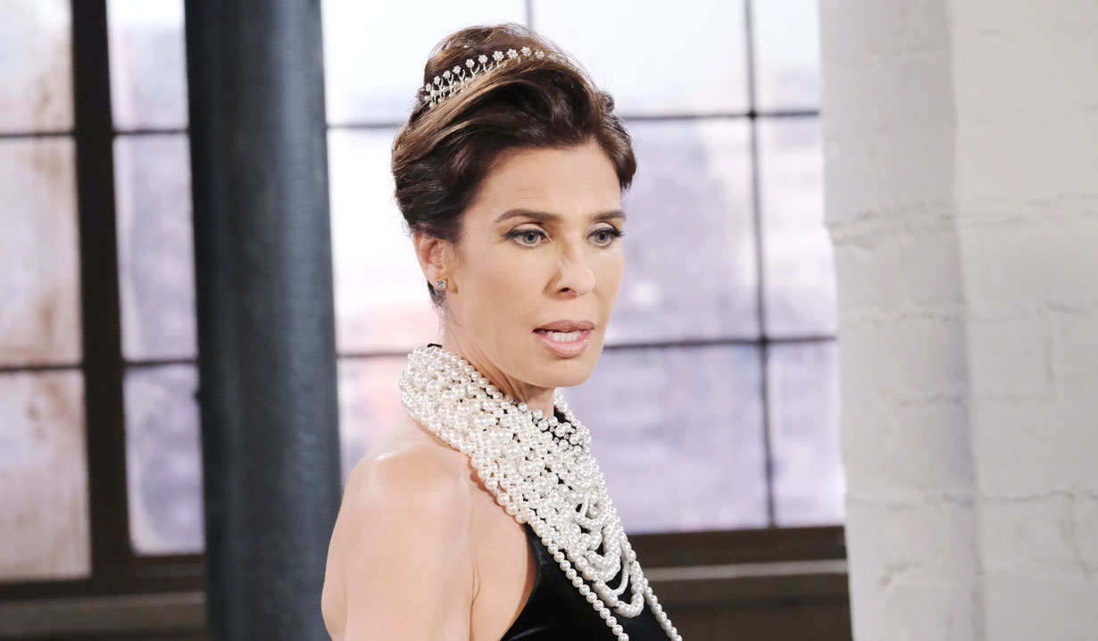 princess gina has a shocking new partner on days of our lives