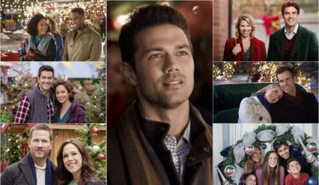 ryan paevey, general hospital, peter porte young and restless mathison christmas hallmark 2019