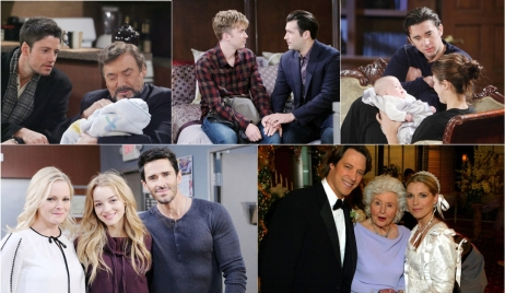Horton, Kiriakis, Brady, DiMera family loves, feuds on Days of our Lives