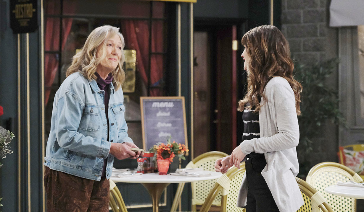 stranger with sarah days of our lives