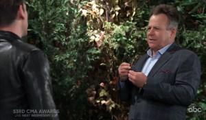 "Scott meets ""Drew"" at Oscar's Meadow on General Hospital"