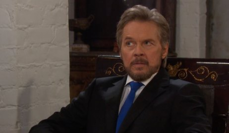 Steve is Stefano on Days of our Lives