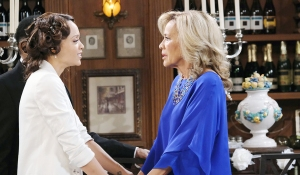 tamara and lani wedding day Days of our Lives