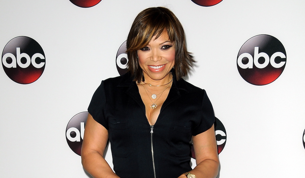Tisha Campbell co-hosting Soul Train Awards, starring in Outmatched