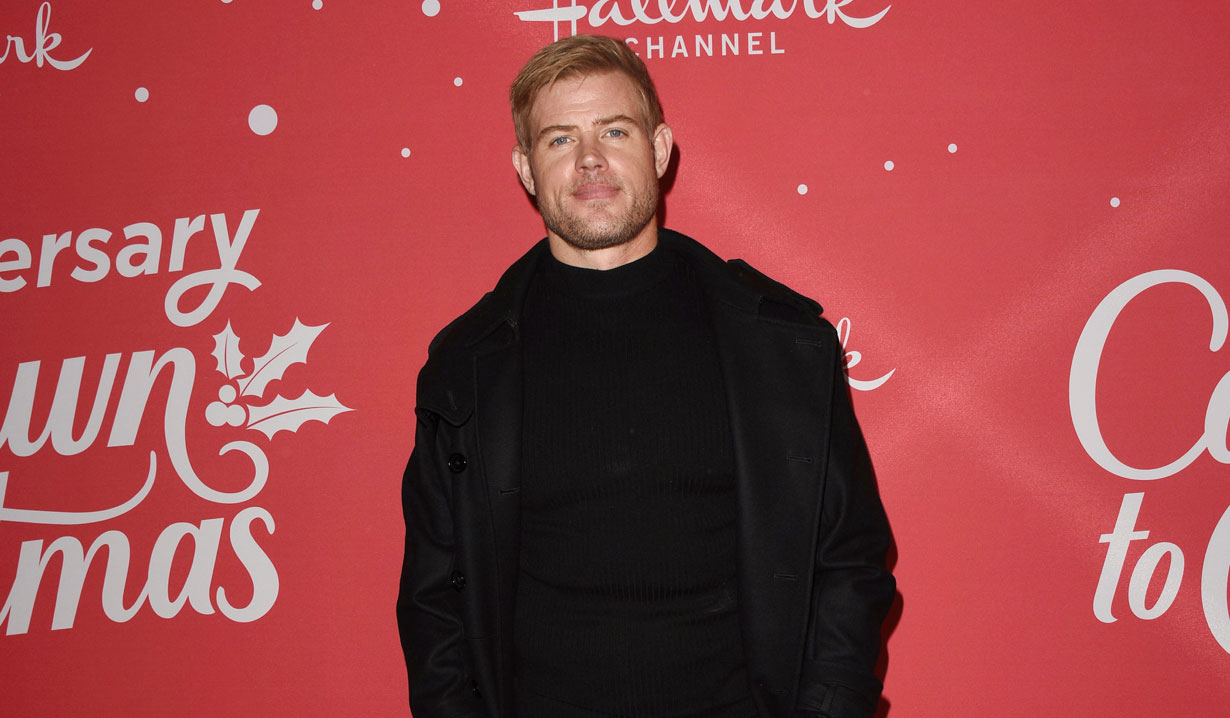 days of our lives alum trevor donovan hallmark's countdown to christmas event