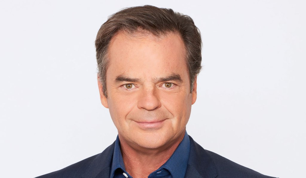 Wally Kurth Back on General Hospital As Ned Quartermaine