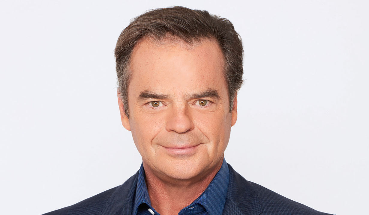 Wally Kurth of General Hospital and Days of our Lives