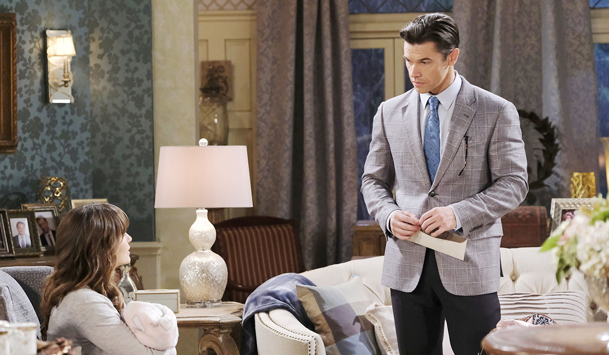 Photos: Ciara Takes on Mickey's Kidnapper on Days of our Lives