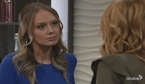 Abby bans Phyllis from hotel Young and Restless