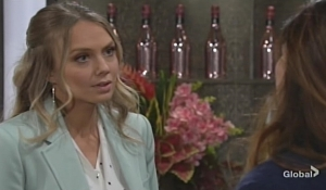 Abby trust her instincts Young and Restless