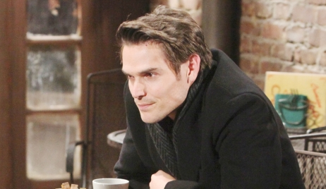 Adam at Crimson Lights Young and Restless