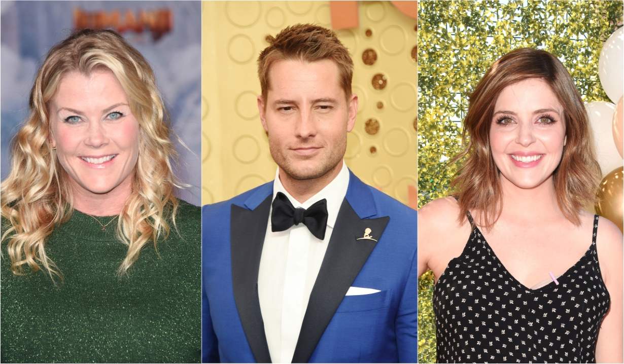 Alison Sweeney Justin Hartley Jen Lilley soaps news days off our lives general hospital the young and the restless the bold and beautiful