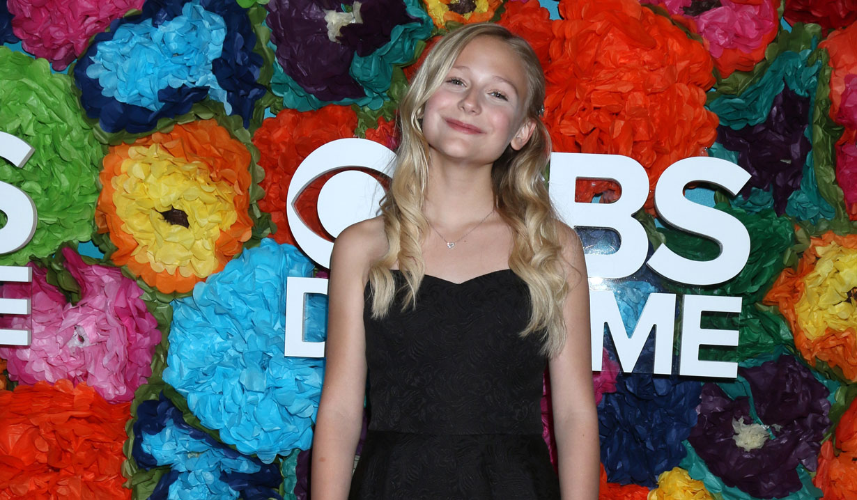 young and restless Alyvia Alyn Lind Masquerade movie