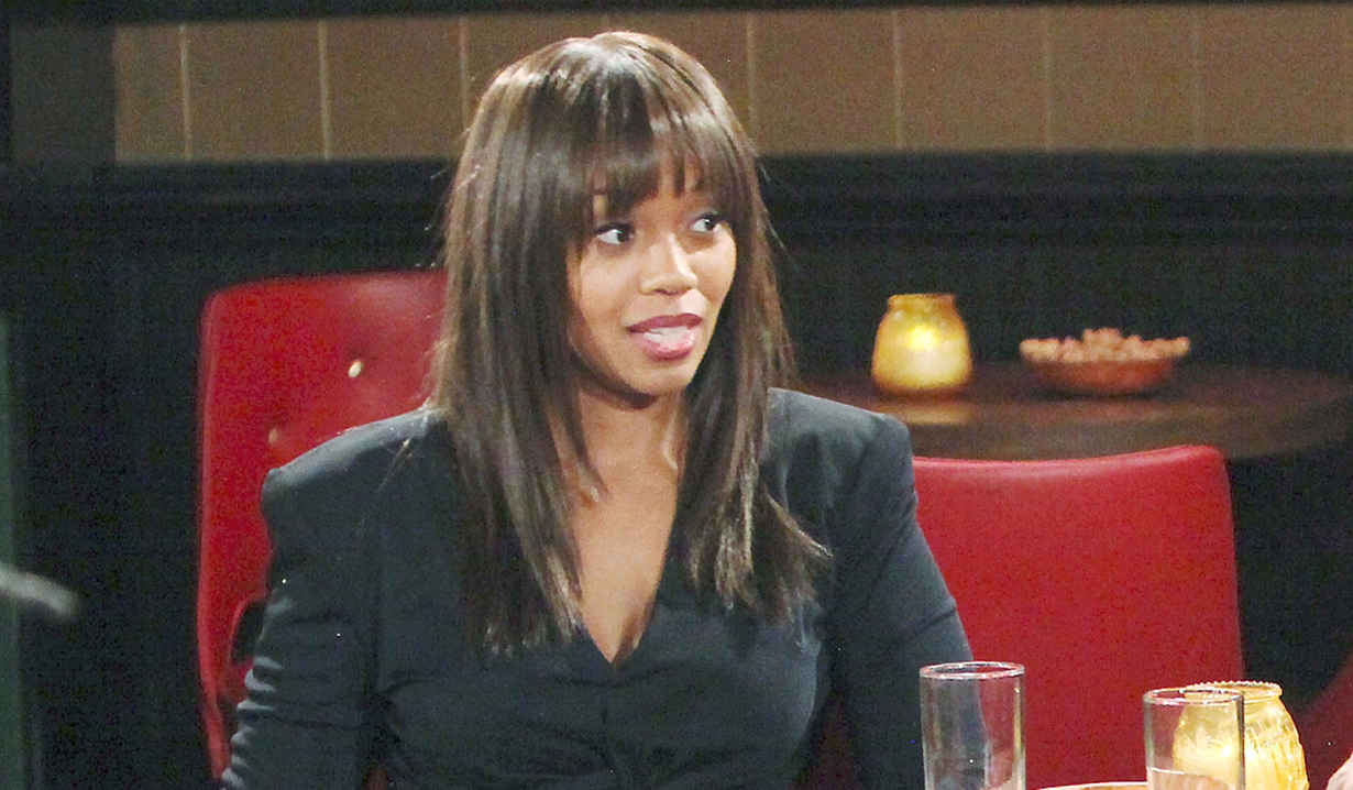 Amanda's admission to Billy Young and Restless