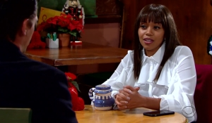 Amanda questions Billy affair Young and Restless