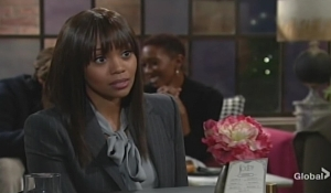 Amanda turns Phyllis down Young and Restless